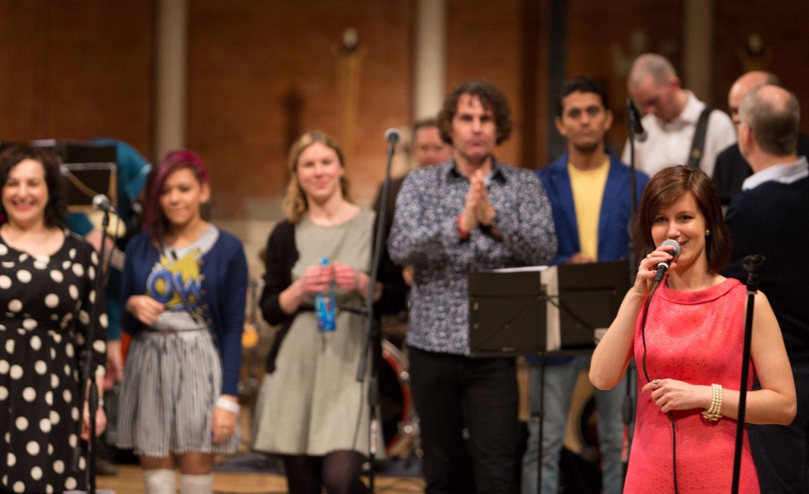 VoiceCity Pop Choir