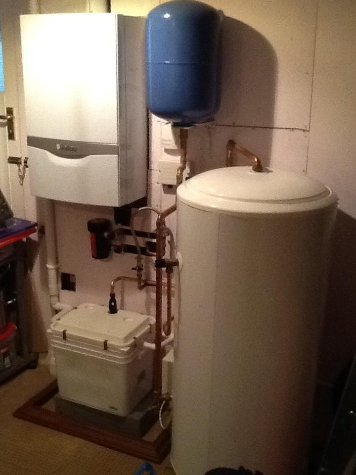 Vaillant Ecotec plus installation