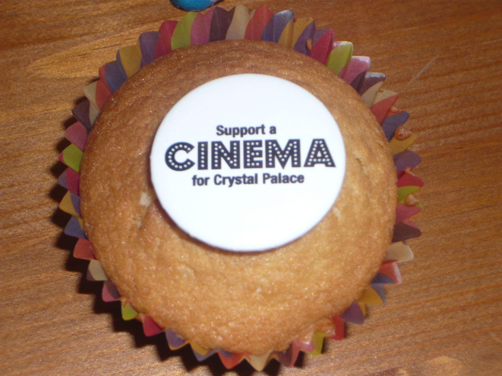 Cinema Campaign Fairy Cake