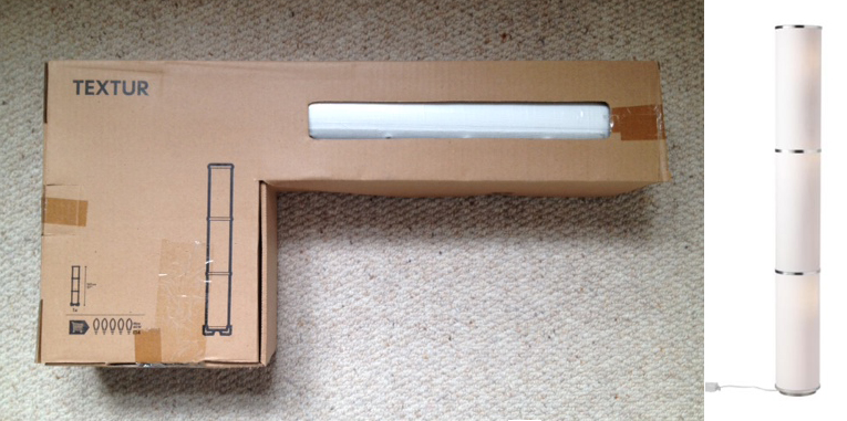 Ikea Floor Lamp New In Package 163 25 Items For Sale