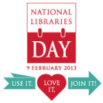National Libraries Day 2013 at West Norwood Library