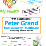 Health Workshop Event in Anerley Town Hall