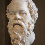 What inspirational speakers have in common with Socrates